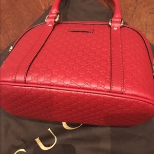 Gucci Bags - Gucci Guccissima Leather Handbag